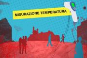 Covid-19: Un video con le indicazioni operative per la misurazione della temperatura corporea